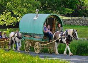 Gyspy Traveller Caravan